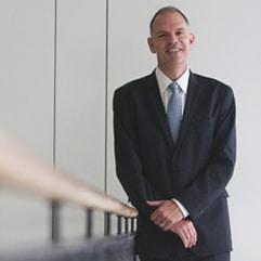 Dean of the Australian School of Business at UNSW Professor Geoffrey Garrett.