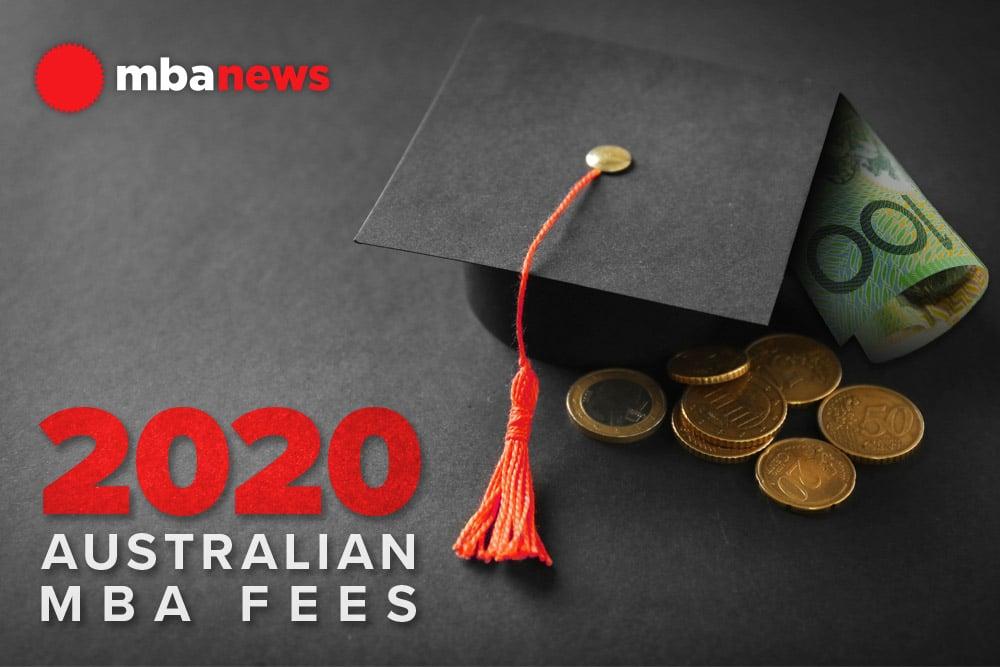 Australian MBA Fees 2020